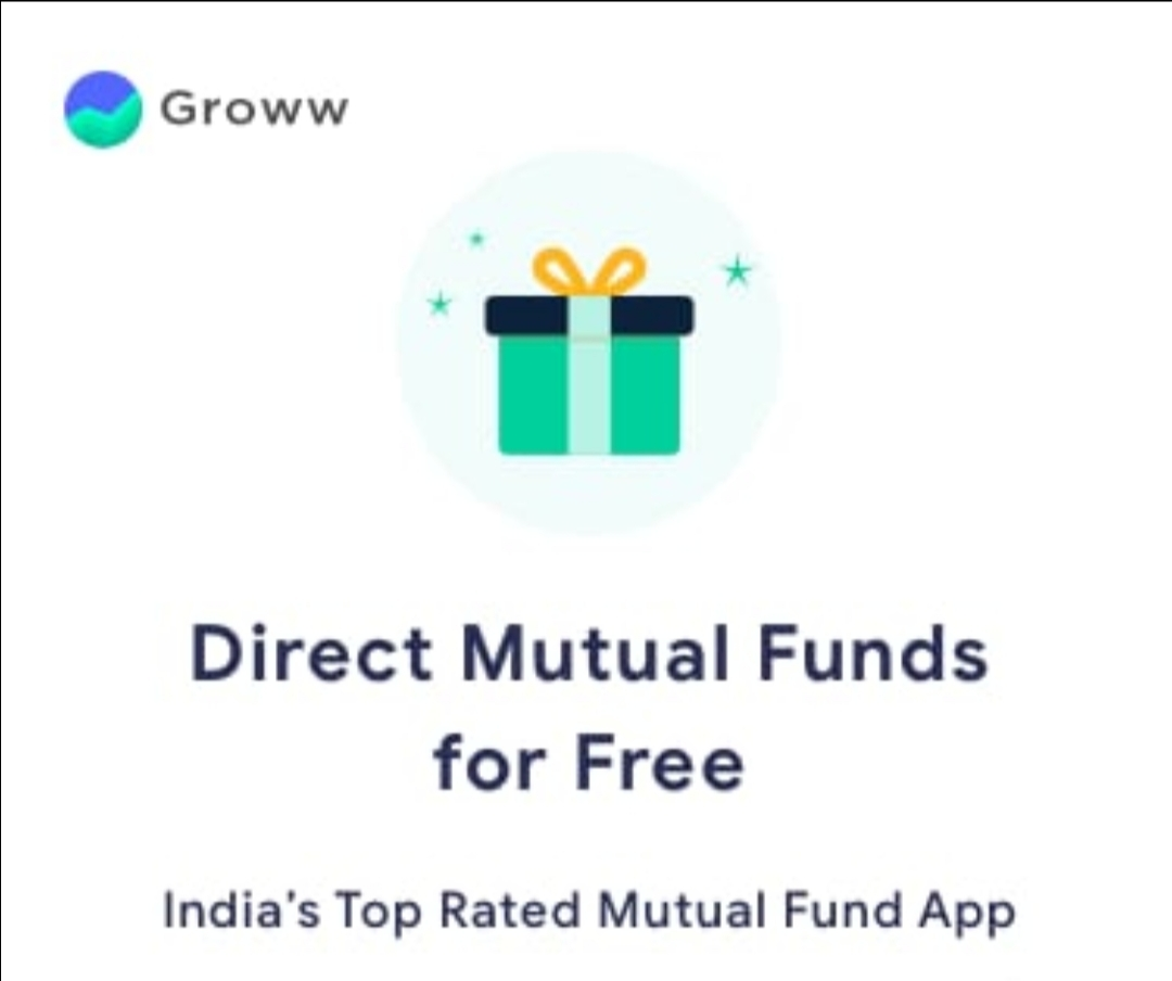 Best M.F Investment App .. Groww Up..