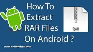 How To Open RAR Files Android Phone