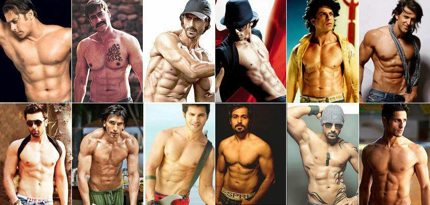 Image result for The 12 Best Bodies in Bollywood