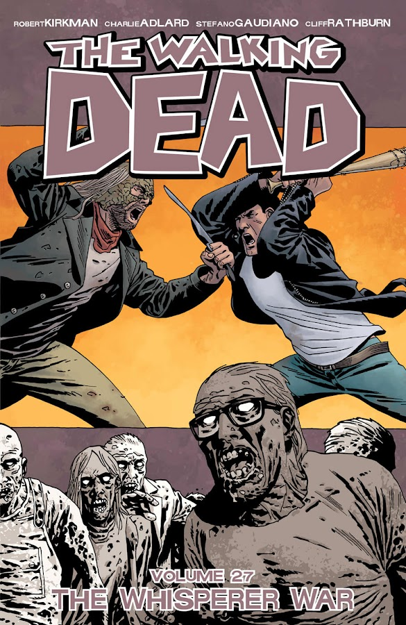 the walking dead whisperer war comics cover image robert kirkman