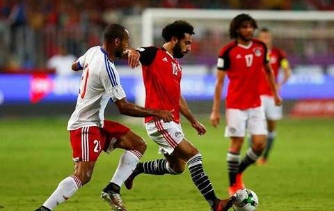 Uruguay và Ai cập thể hiện tốc độ thi đấu trung bình chậm mà thôi.