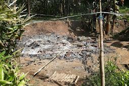 Kebakaran Gubuk Di Kabupaten Bogor Menewaskan Satu Orang