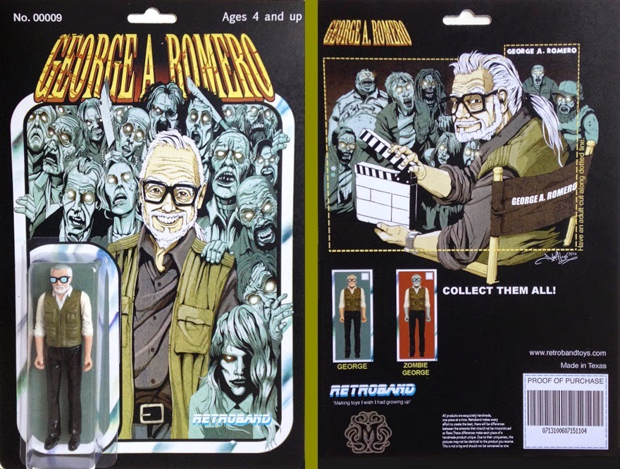 George A. Romero (action figure)