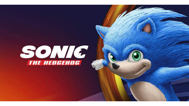 Sonic The Hedgehog (2019) English Movie 720p HD CamRip Download