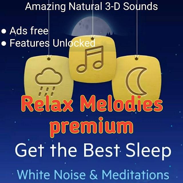Relax Melodies Premium Sleep Sounds apk free Download