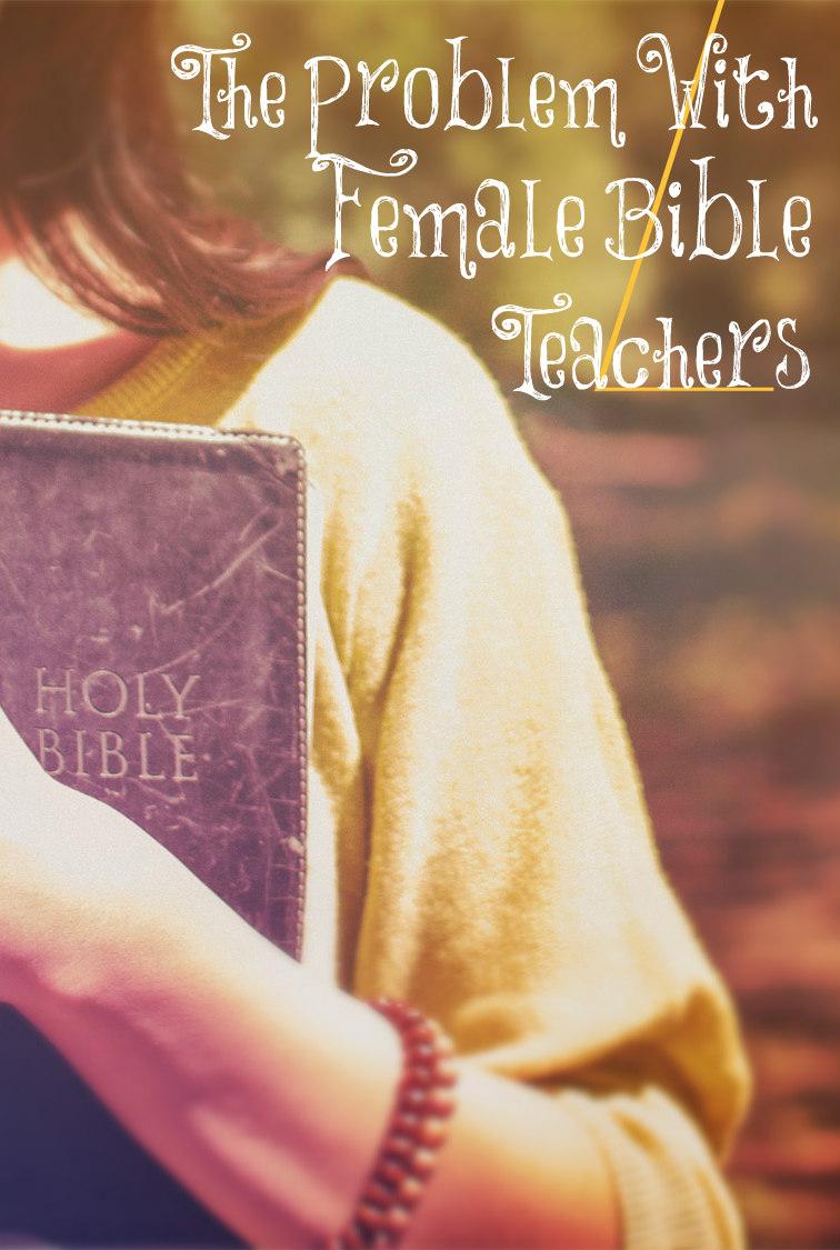 women teachers in the bible