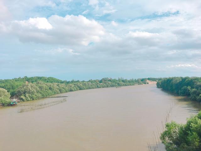 Sông Ray Hồ Tràm Vũng Tàu