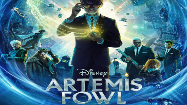 Artemis Fowl (2020) Hindi | English Full Movie Download Free
