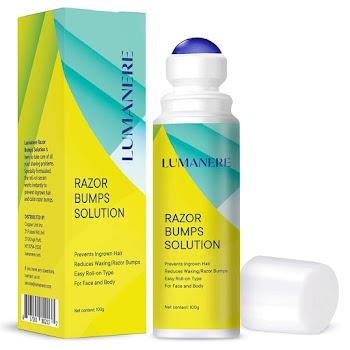 30% OFF Lumanere Razor Bumps Solution for Ingrown Hair