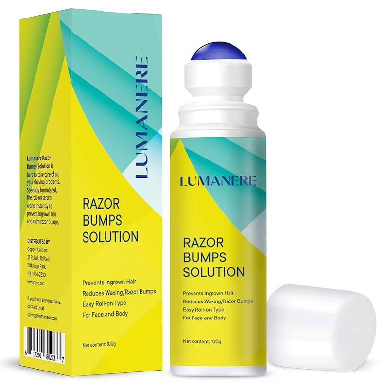 30% OFF Lumanere Razor Bumps Solution for Ingrown Hair