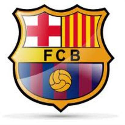 FC Barcelona Soccer Logo