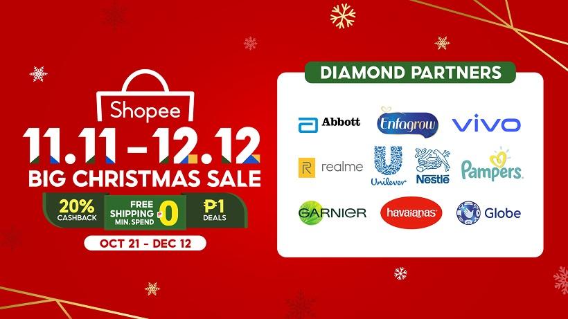 Kris Aquino Shopee 11.11 12.12 Sale