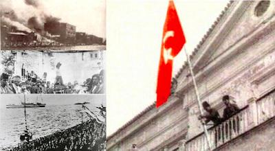 Μπήκαν στην Σμύρνη οι Τούρκοι ή αλλιώς, Μπήκαν στην Πόλη οι εχθροί