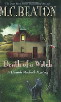 review of Death of a Witch by M. C. Beaton