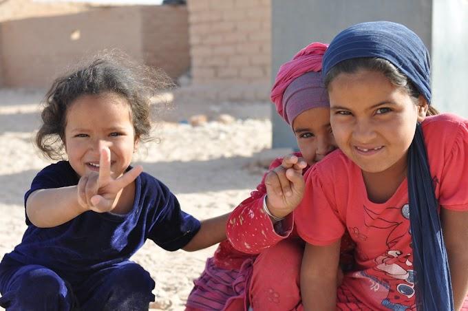 Todos los niños refugiados saharauis tienen sueños, pero su oportunidad de futuro está en peligro.