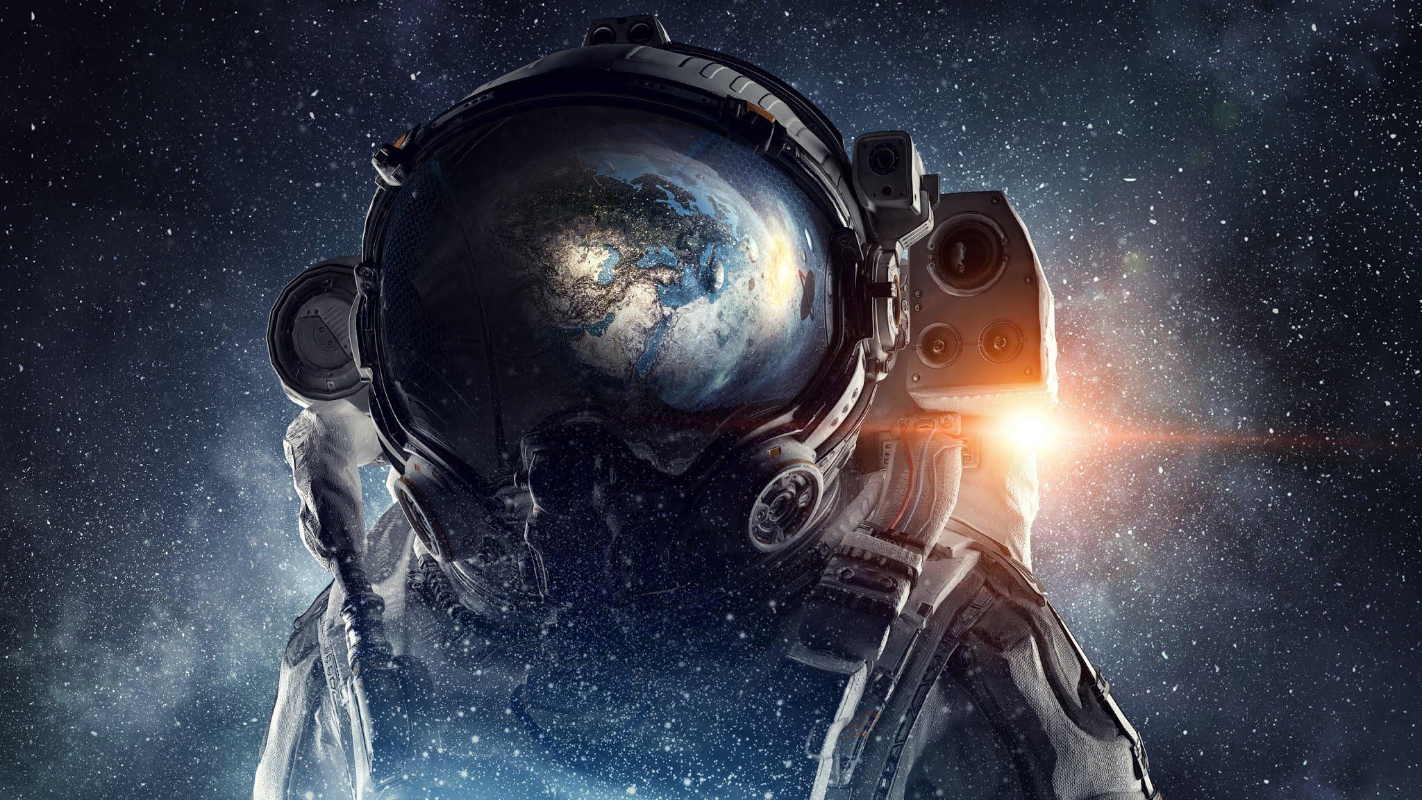 Wallpaper Astronaut Tumblr