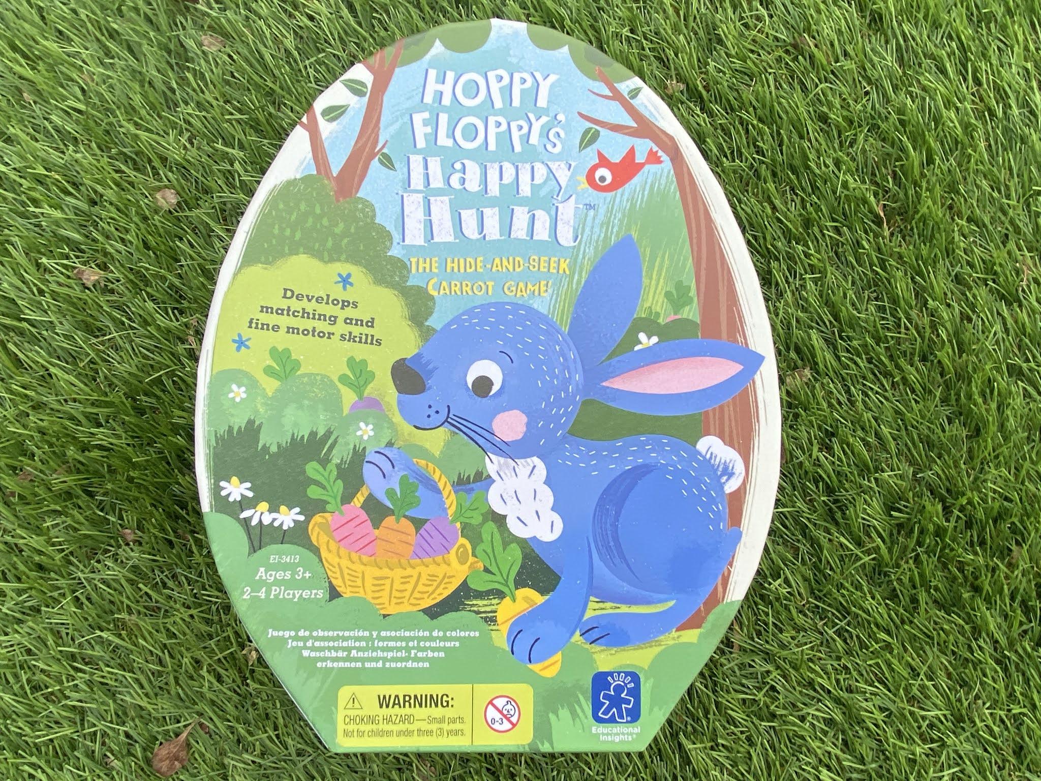 Hoppy Floppy Happy Hunt