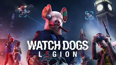 Watch Dogs Legion Highly Compressed 3GB PC Game Download