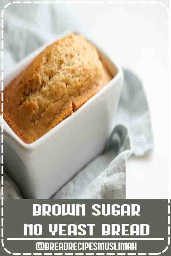 Brown Sugar No Yeast Bread