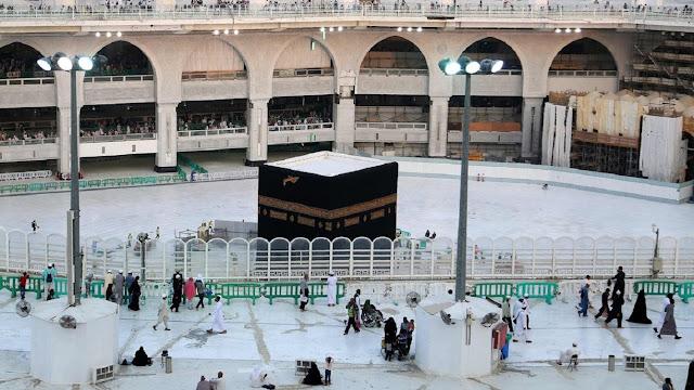 Cegah Wabah Corona, Ini Deretan Negara yang Menutup Masjid