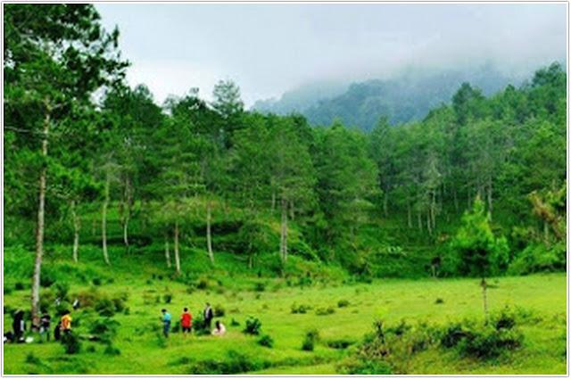Wisata Tanah Goyang;10 Top Destinasi Wisata Ponorogo