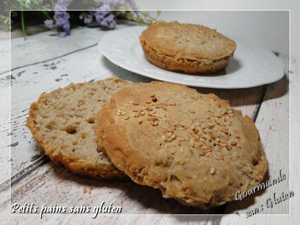 petit pain sans gluten extra