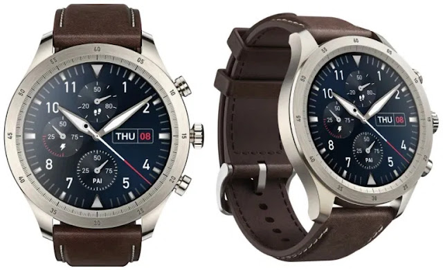 Zepp Z: Ανακοινώθηκε επίσημα το νέο πολυτελές smartwatch της Huami
