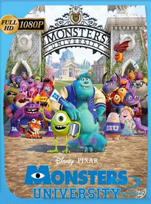 Monsters University (2013) [1080p] Latino [GoogleDrive] rijoHD