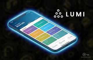 Покупайте Stablecoins с помощью своей кредитной карты в Lumi Wallet.
