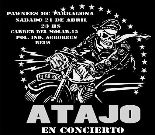 Pawnees MC Tarragona: Marzo 2012
