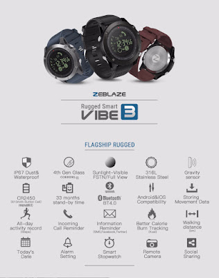 Review Zeblaze Vibe 3 Indonesia 2