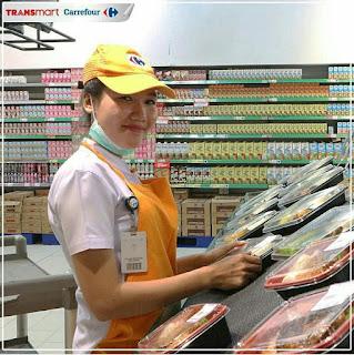 Kartini Muda adalah Kartini Yang Cerdas Memilih, Kartini Transmart Carrefour,