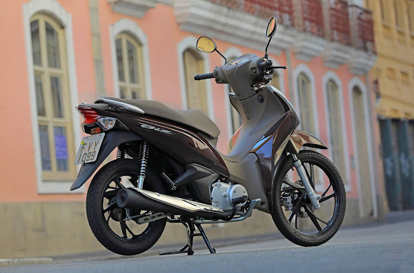 Honda Biz 125 2021