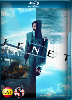 Tenet (2020) IMAX REMUX 1080P LATINO/INGLES