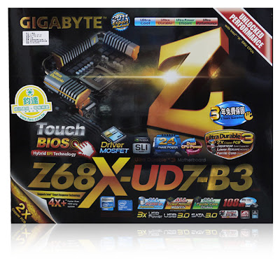 Gigabyte motherboard with Z68 chipset, Gigabyte, Computer Technology, News