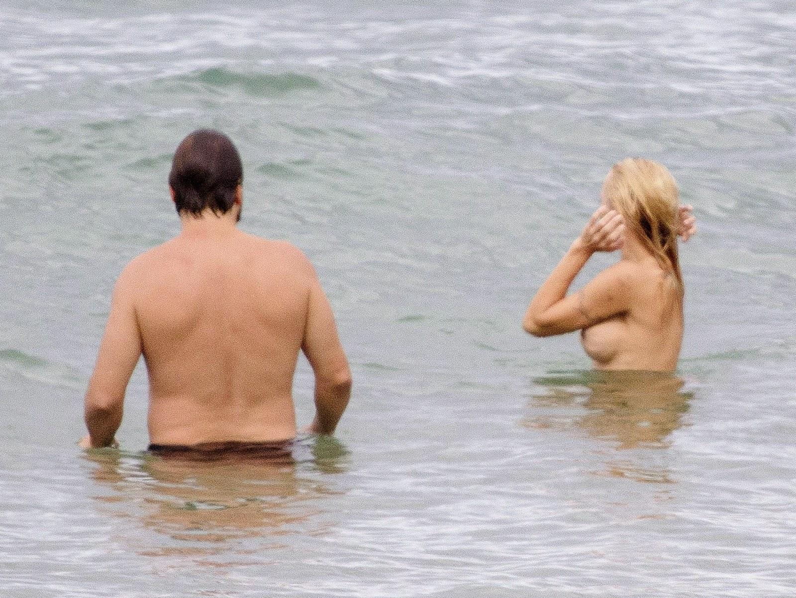 Nude Beach France