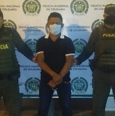 hoyennoticia.com, Sicario capturado en Maicao cuando intentó segar la vida de una persona