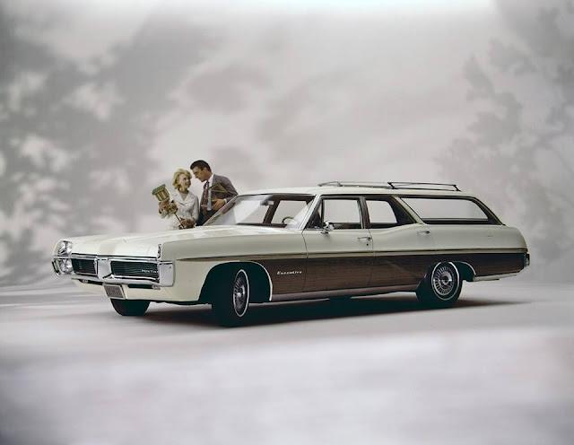 1967. Pontiac Catalina Safari