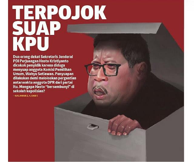 Ini Alasan Kuat Hasto Kristiyanto Akan Dikorbankan PDIP
