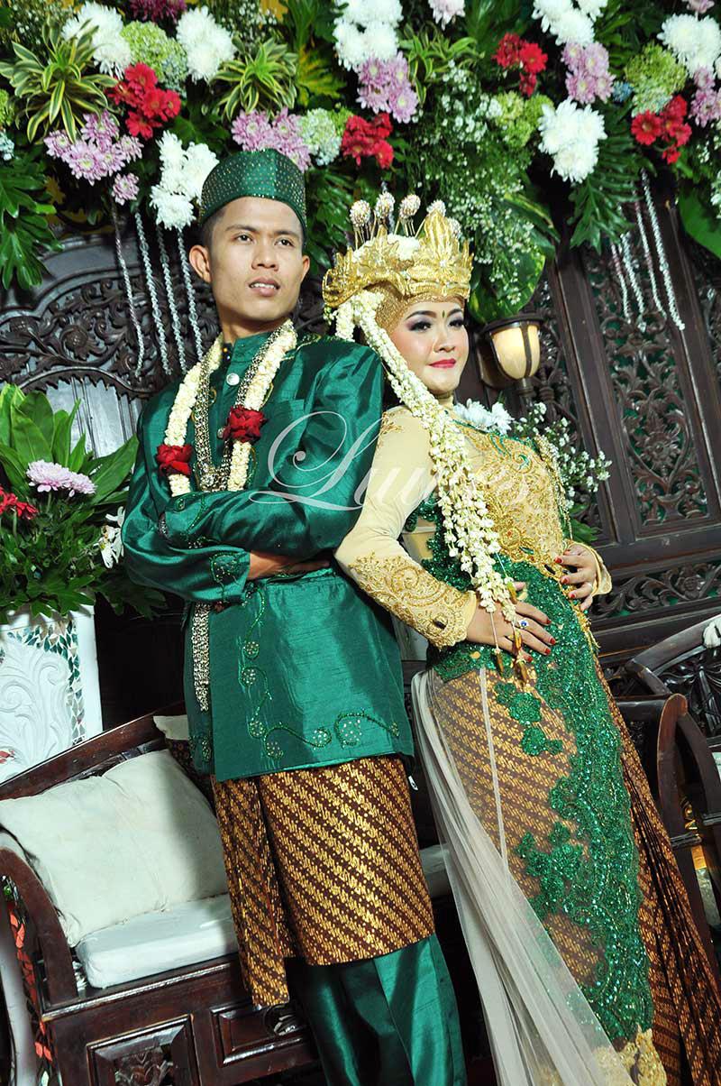 Pernikahan Adat Sunda Hijab Modern