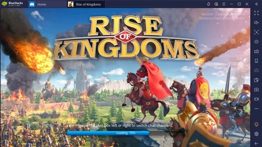 Rise of Kingdoms: Lost Crusade - How To Play on PC with Bluestacks