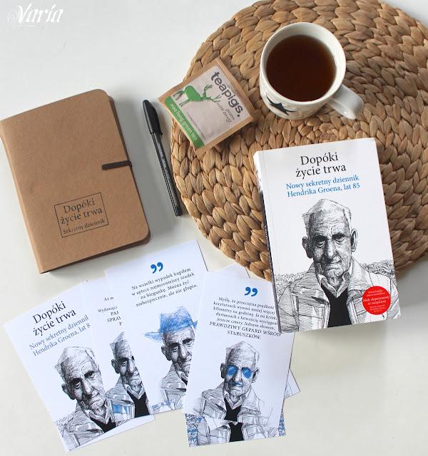 Dopóki życie trwa. Nowy sekretny dziennik Hendrika Groena, lat 85 - Hendrik Groen
