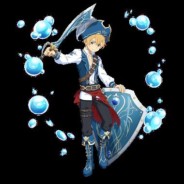 [Treasure-Hungry Pirate Knight] Eugeo by  SAOTopicOnline