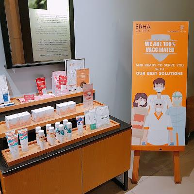 Seri Dewi seridewix ERHA Ultimate Acne Cure
