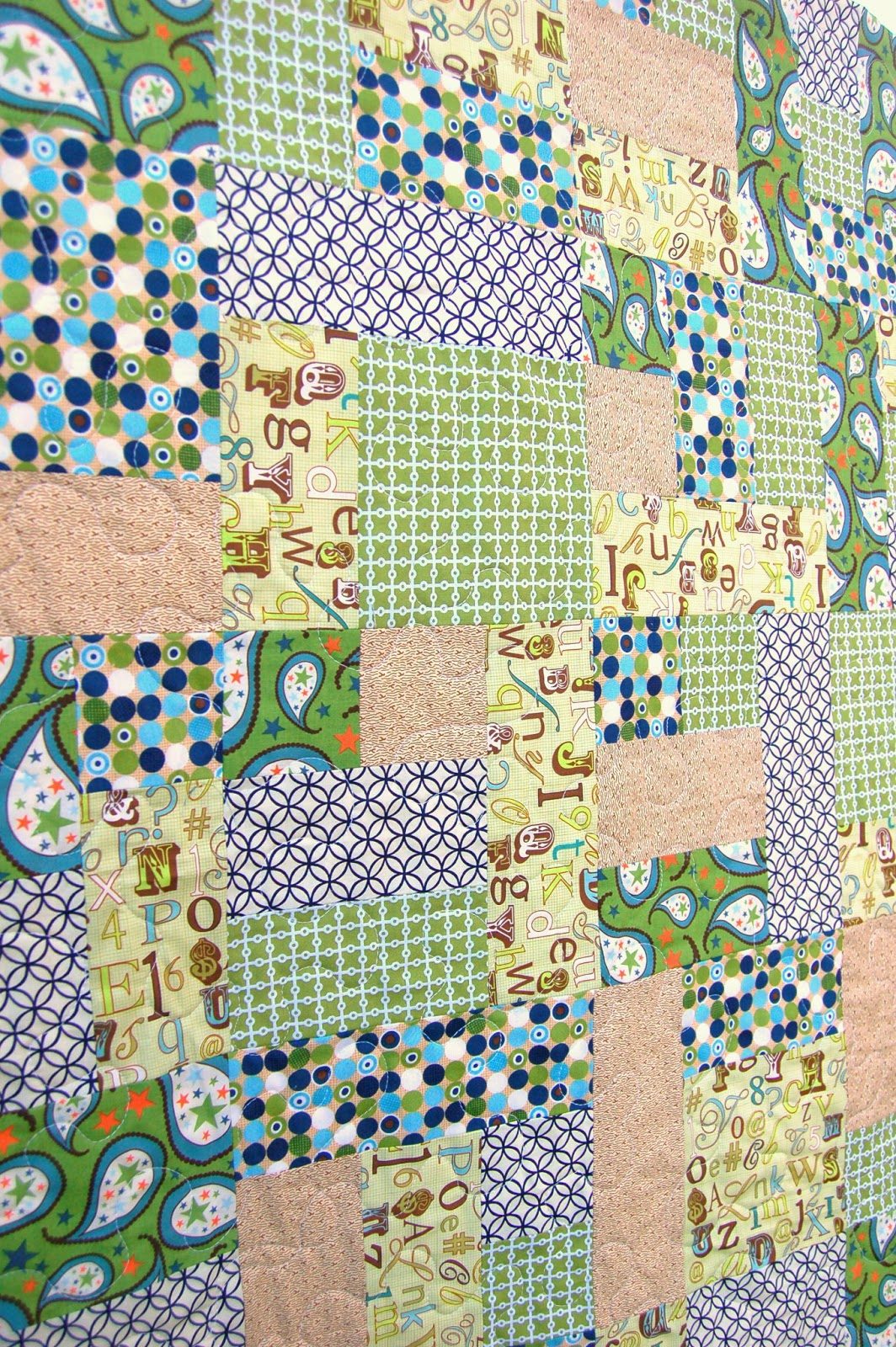Yellow Brick Road 187 Phat Quarters Fabric