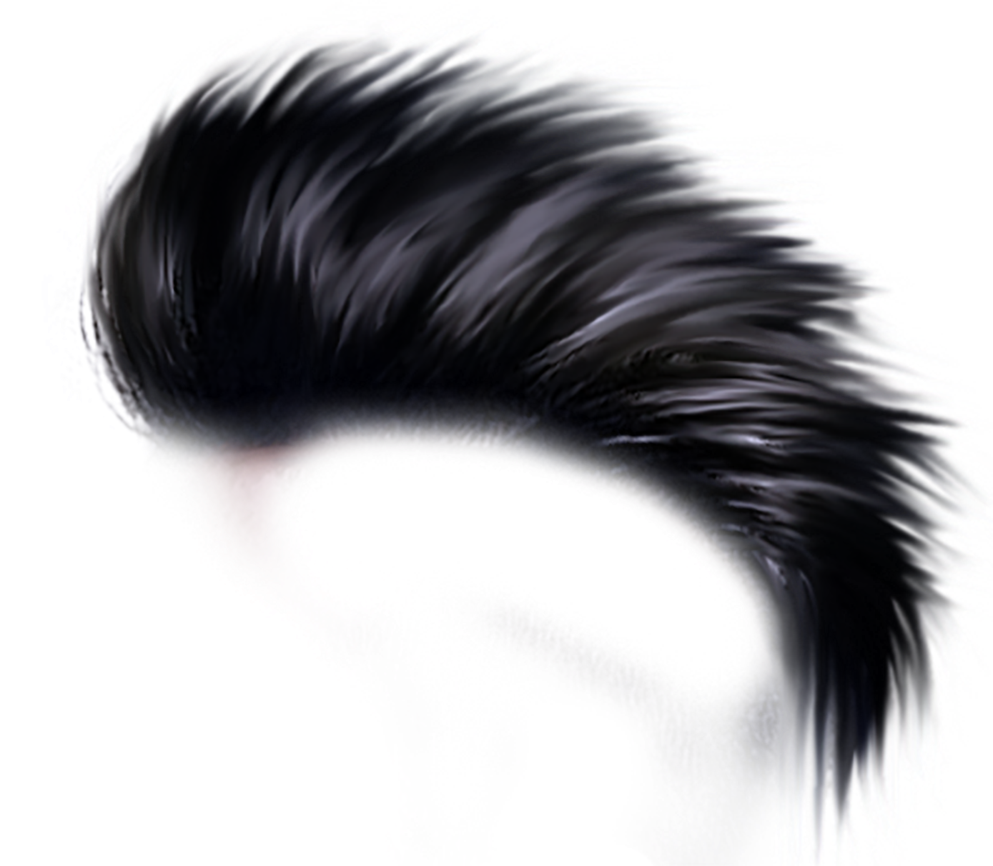 Latest New Hair PNG Download Transparent | CB Hair PNG for Boy 2021