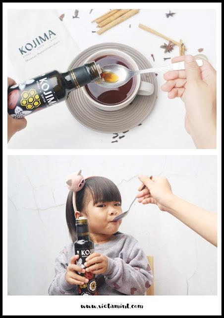 minuman kesehatan kojima