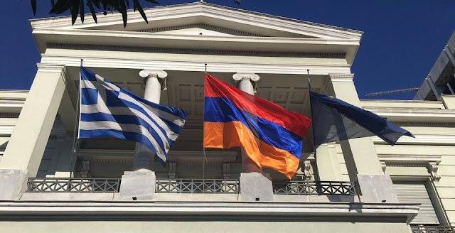 """""""Η Τουρκία οικοδομήθηκε με μίσος κατά Ελλάδας και Αρμενίας"""""""
