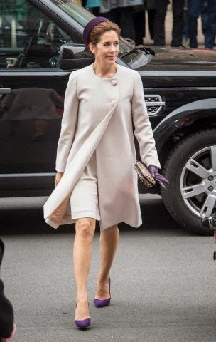 Royal Family Around the World: Danish royals attend opening of the parliament in Copenhagen ...