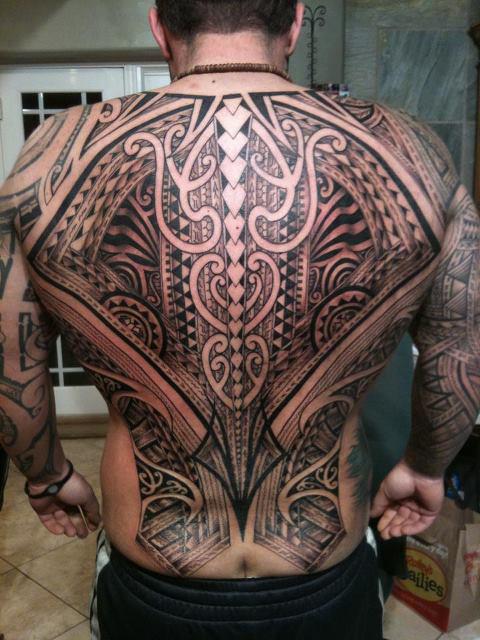 samoan tattoo 10